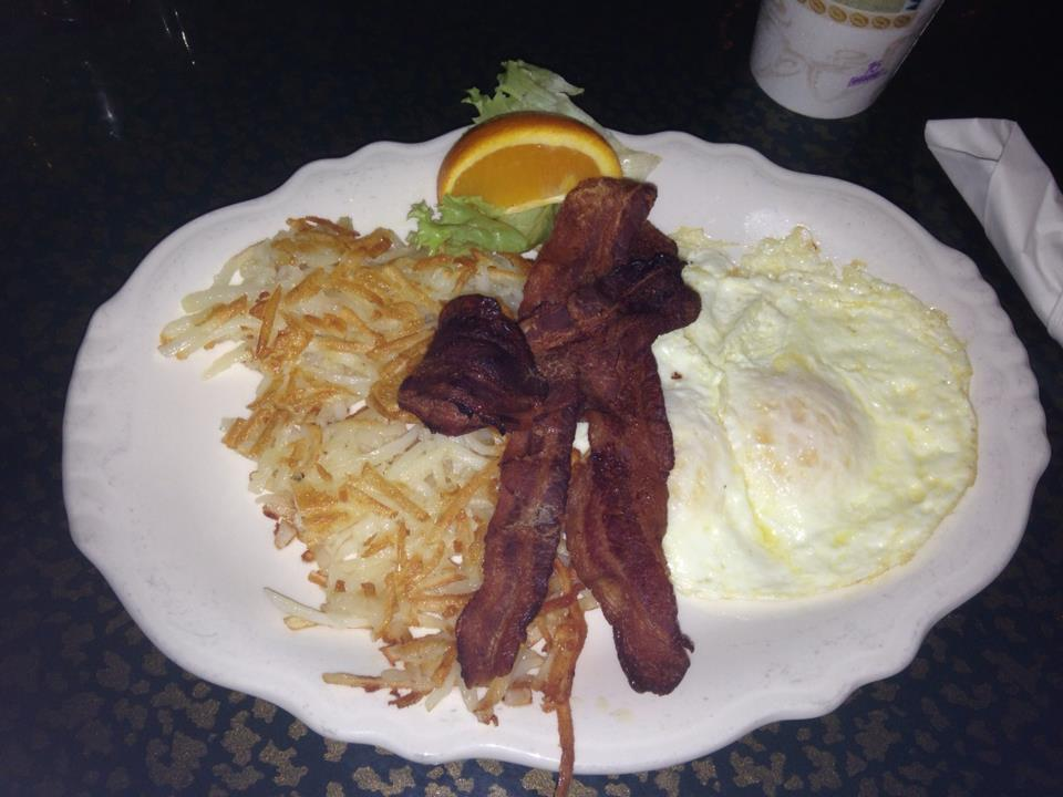 Complimentary Breakfast Special